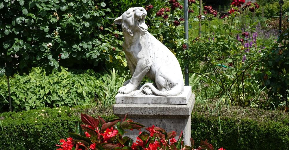Statue dans la commune de Vandoeuvres